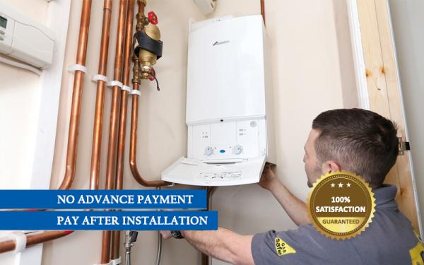 boiler replacement deals